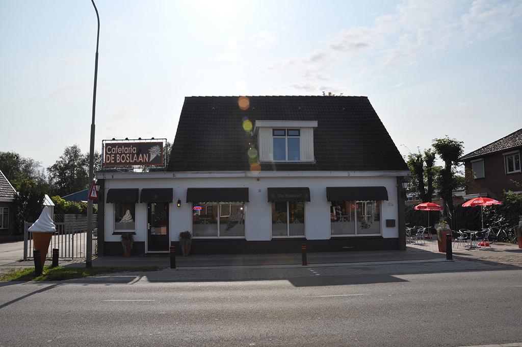 Cafetaria De Boslaan